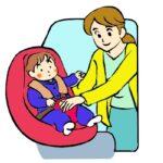 ISOFIXとシートベルト両方で使える回転式チャイルドシートはある?