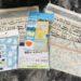 母子手帳ケースは100均セリアで便利に収納!2人分まとめてみた